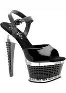 Illusion-659 - Black - Size 9