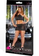 Vip Mini Skirt Set - Plus