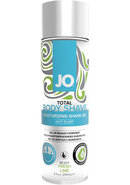 Jo Anti Bump Shaving Gel Lime 8 Oz