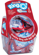 Ring O 2 Cockring With Ball Sling 36 Each Per Bowl