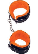 Orange Is The New Black Furry Love Cuffs Adjustable Ankle...