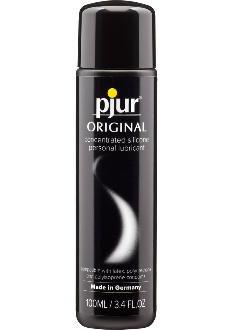 Pjur Original Super Concentrated Bodyglide Silicone Lubricant 3.4 Ounce