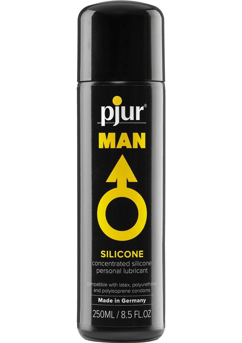 Pjur Eros Basic Super Concentrated Bodyglide Silicone Lubricant 8.5 Ounce