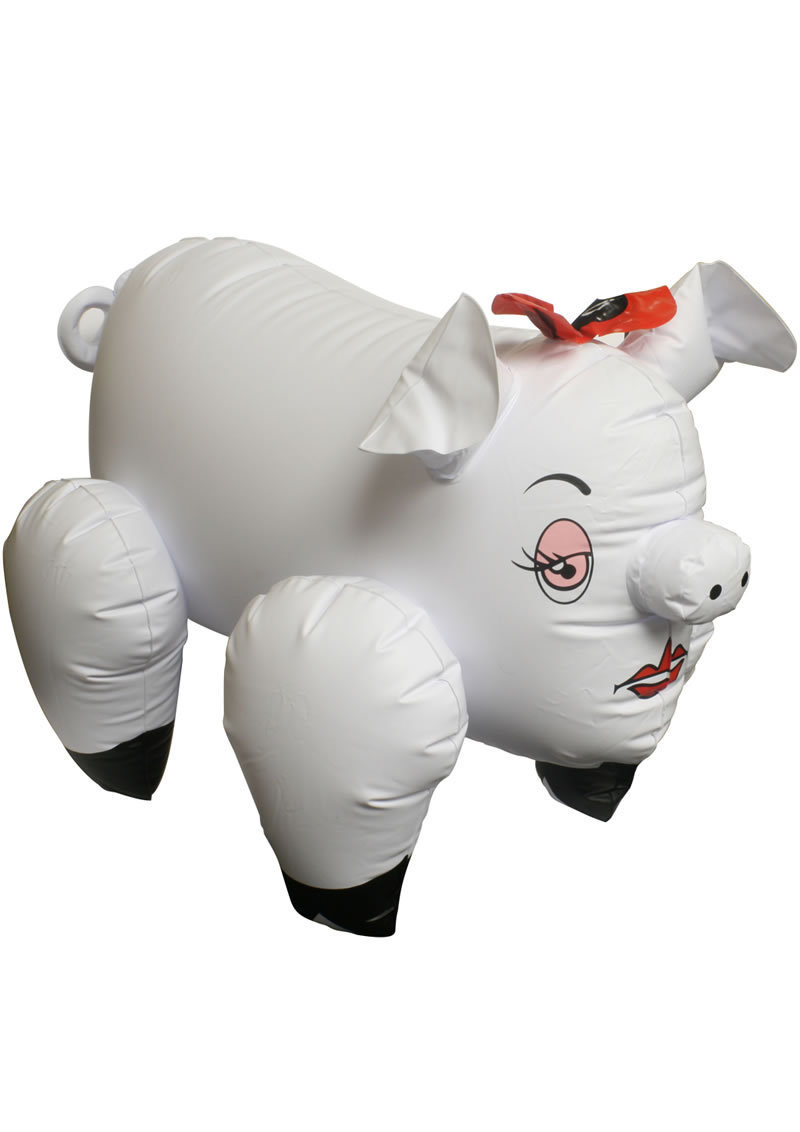 Erotic Love Piggie Inflatable Party Pig