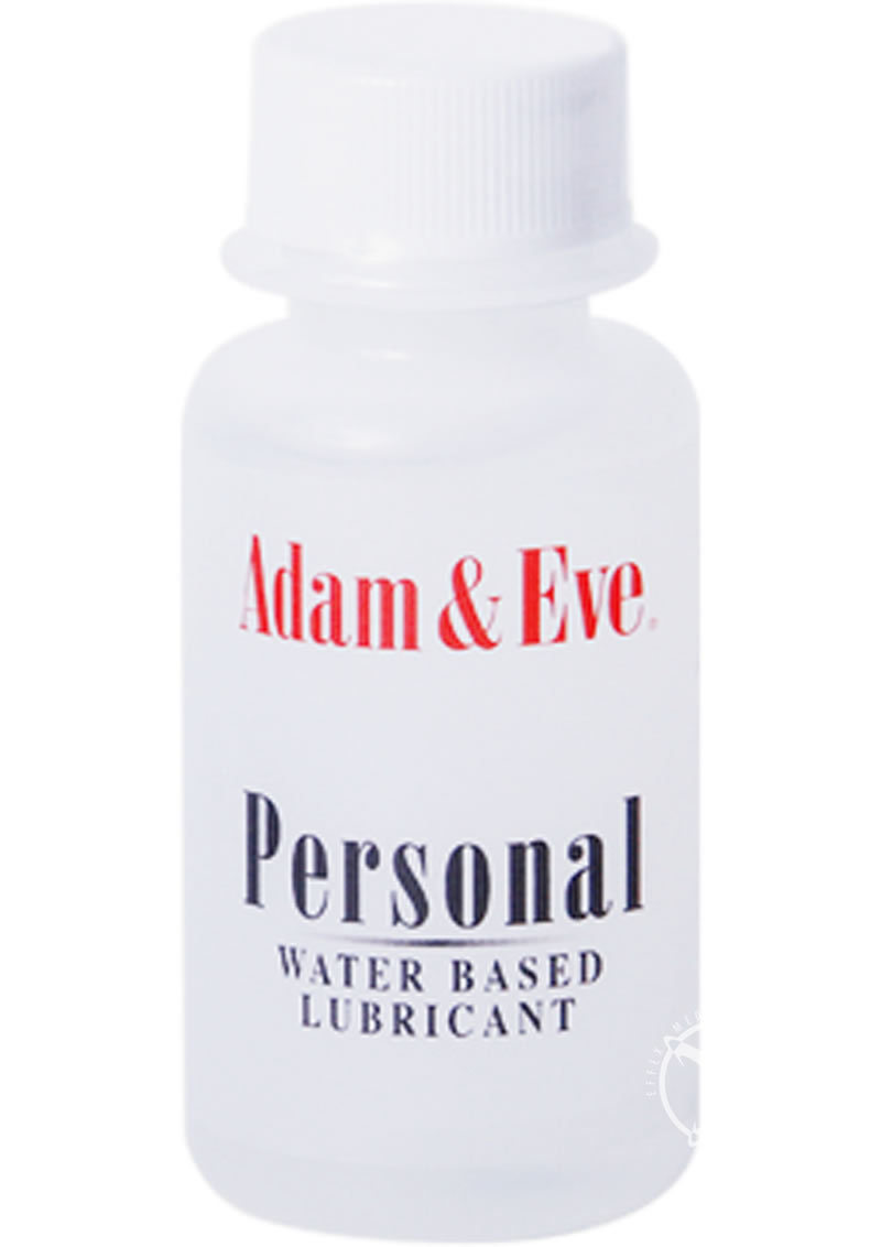 Adam And Eve Personal Water Based Lube 1 Ounce